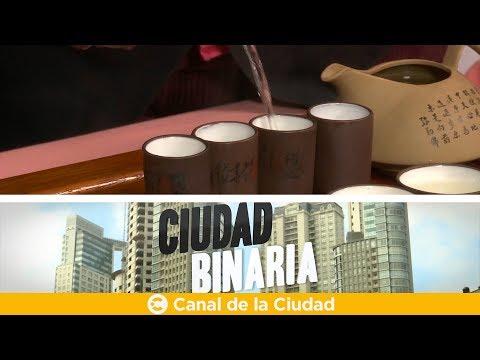 """""""Café y Té"""", infusiones que marcan el ritmo de la Ciudad en Ciudad Binaria"""