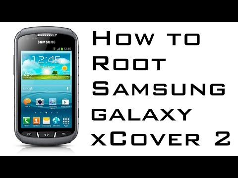 How to root Samsung Galaxy Xcover 2 GT-S7710