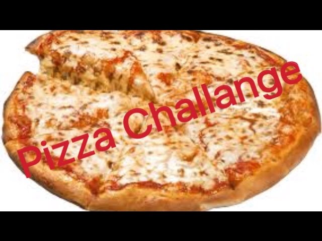 Pizza Challange