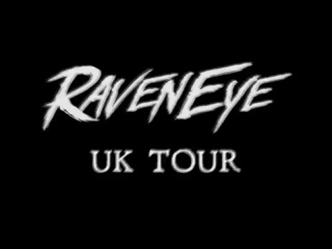 RavenEye Jan/Feb UK Tour 2016