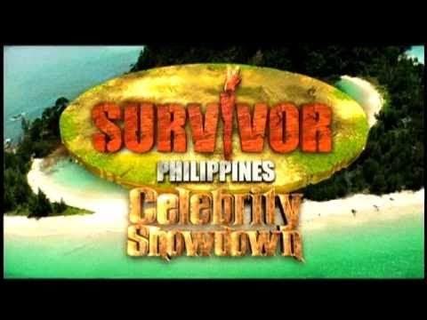 Who won celebrity survivor philippines intro