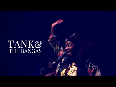 Tank and the Bangas  |  Live at the Fox Cabaret in Vancouver, Canada  |