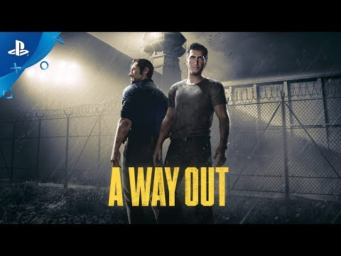 A Way Out - PS4 Preview | E3 2017