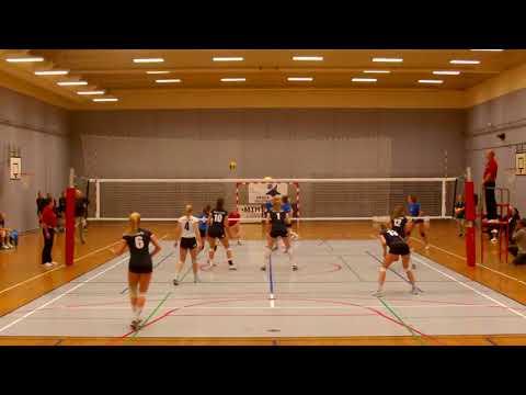 Amager VK vs Frederiksberg Volley, VLD runde 1, 2017-10-10