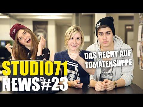 Studio71 News #jetztaber23 - Das Recht auf Tomatensuppe