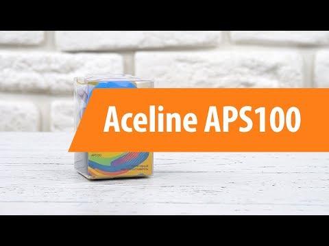 Распаковка портативной колонки Aceline APS100 / Unboxing Aceline APS100