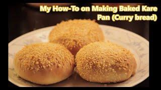 Baked Curry Buns - Black Butler/Kuroshitsuji