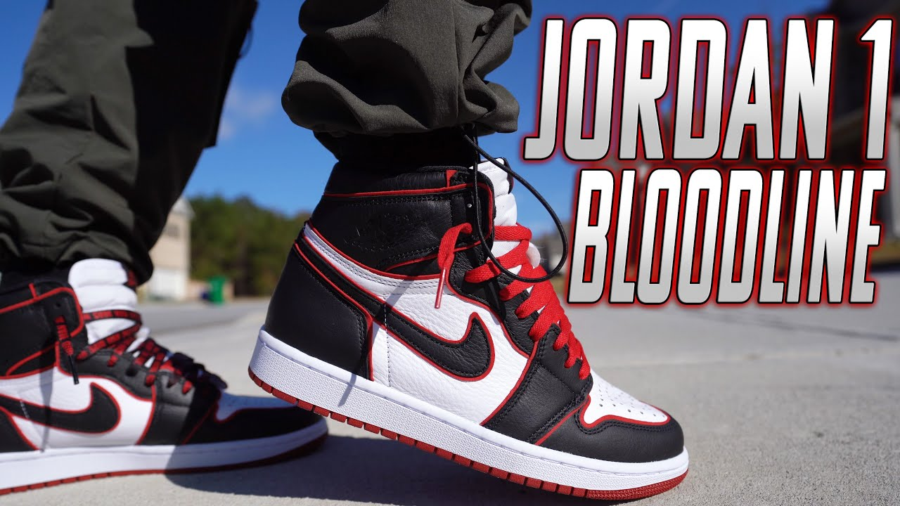 WATCH BEFORE YOU BUY ! AIR JORDAN 1