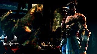 Killer Instinct S1 OST - The Tiger Warrior (Jago's Theme)