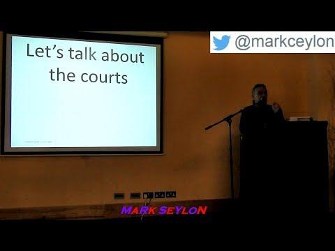 Ceylon on debts, courts & corruption