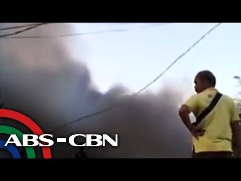 Bandila: 200 pamilya, nawalan ng tirahan sa sunog sa Parañaque