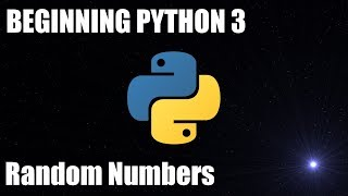 Beginning Python 3 By Doing #8 - Guess My Number - generating a random integer, importing a module