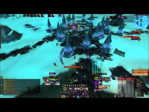 Tokugawa Shogunate vs. Heroic Morchok 10m - World of Warcraft Dragon Soul - Warlock POV
