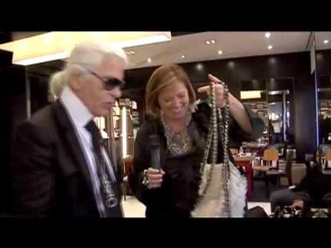 Inside the House of Chanel With Karl Lagerfeld