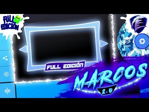 Cómo Hacer Un MARCO 2.0 Desde ANDROID | Cómo Hacer Un Marco 2.0 En Android | FULL EDICIÓN