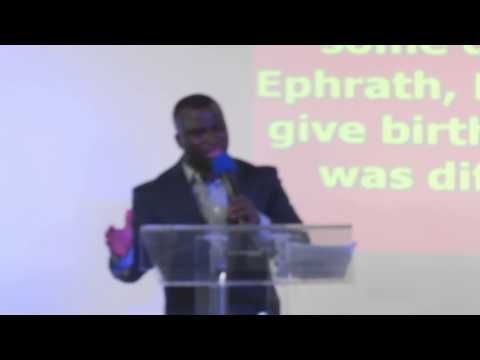 Overcoming Spirit of Choice, Manipulation and Control By Apostle  Prince Chikezie