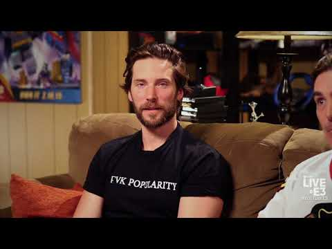 Video Game Voice Actors Nolan North and Troy Baker Talk About Their YouTube Channel Retro Replay