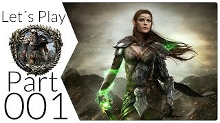 THE ELDER SCROLLS ONLINE TAMRIEL UNLIMITED GERMAN #001 Im neuem Kerker | Let´s Play | Deutsch