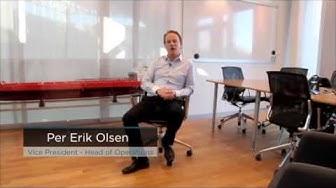 Torvald Klaveness: efficiency through data integration