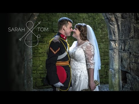 Yorkshire Wedding Video | Bolton Castle | Sarah and Thomas