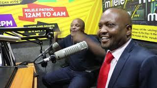 Hon. Moses Kuria on why he support Gor Mahia