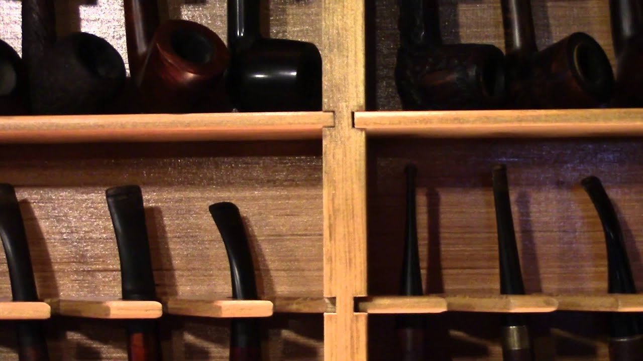 Exceptional Pipe Cabinet Tour