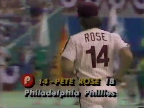 1982 MLB All Star Game - @mrodsports