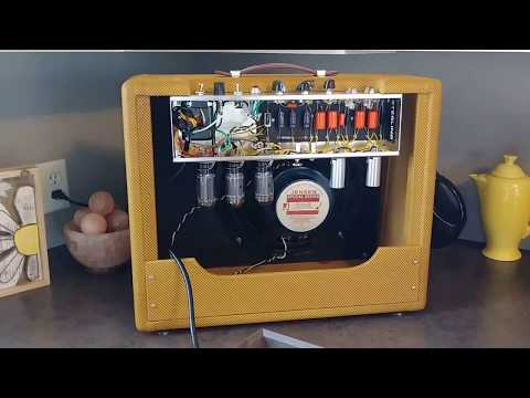 MOJOTONE 5E3 Amp Build Workshop at Sweetwater - YouTube