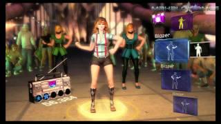 Dance Central - Disturbia Easy