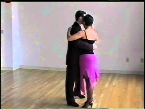 20 steps for crowded milonga
