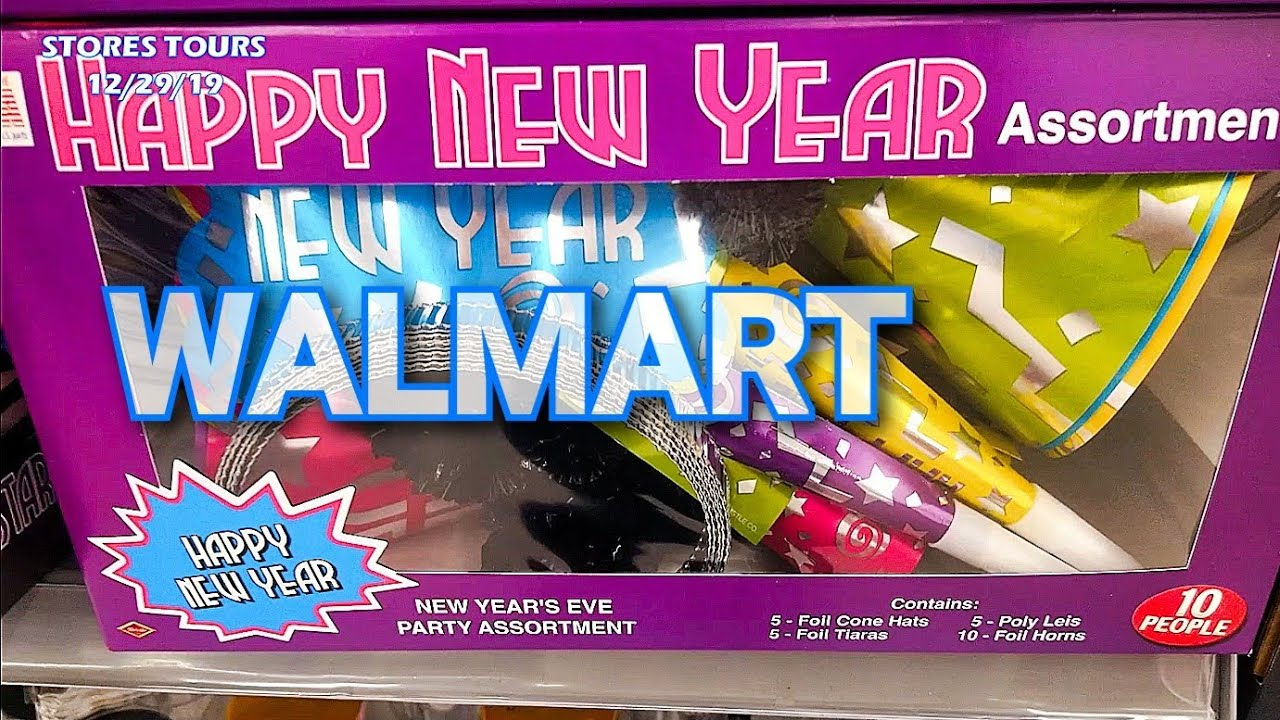 New Year's Eve Party Supplies - YouTube