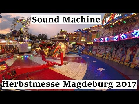 sound machine welte onride video herbstmesse magdeburg. Black Bedroom Furniture Sets. Home Design Ideas