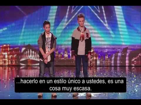 Britain's Got Talent 2014 | Bars & Melody | Sub Español