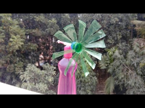 DIY Wind Turbine | Make simple windmill | Amazing Ideas