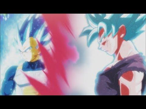 Dragon Ball Super AMV  - [Goku and Vegeta Vs Jiren]