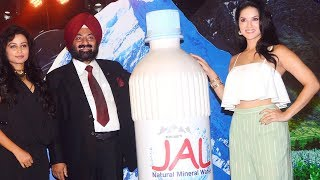 Sunny Leone At The Launch Of Mineral Water Brand