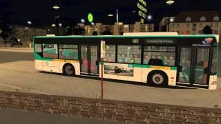 omsi 2 Lemmental V3 ligne N45 de nuit MBO530 RATP