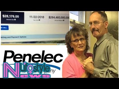 Pennsylvania woman, 58, shocked to find electric bill is $284billion
