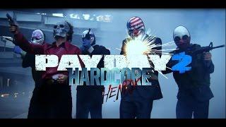 PAYDAY 2: Hardcore Henry Packs Trailer [RUS]