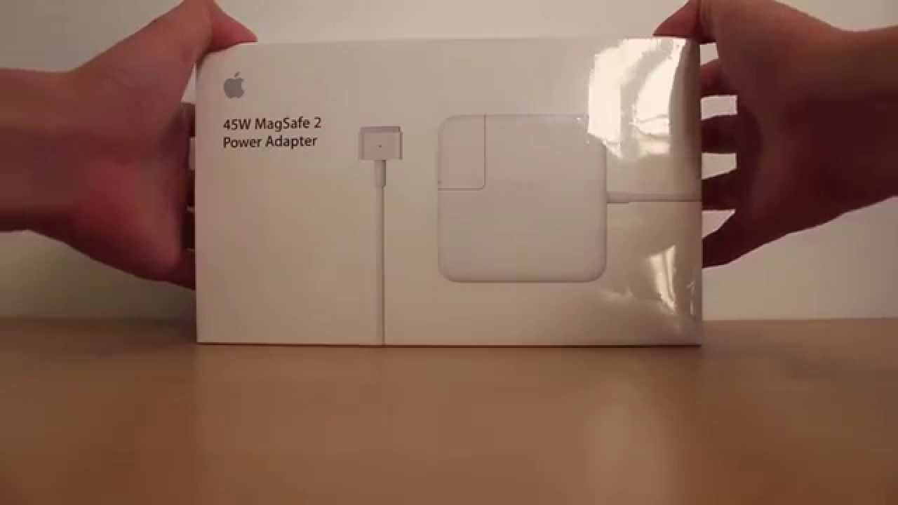 apple 45w magsafe 2 power adapter for macbook air. unboxing: apple macbook air 11inch power adapter. 45w magsafe 2. (model a1436) - youtube apple 45w magsafe 2 adapter for macbook