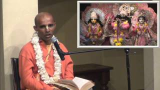 Lessons from Mahabharatha by HG Govinda Prabhu, 06-10-15