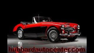 1965 Austin Healey 3000 MK III BJ8