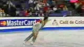 Berezhnaya & Sikharulidze 1999 Worlds LP