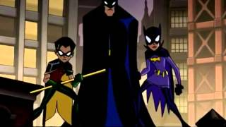 The Batman Season 4 & 5 Theme & Credits