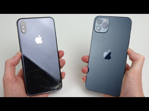 Converting an iPhone XS Into a 12 Pro Max