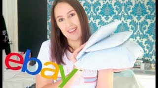 EBAY TRY ON CLOTHING HAUL !