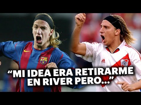"""Messi a los 16 se la bancaba a la par del plantel de Barcelona""   Maxi López con Pablo González - TyC Sports"