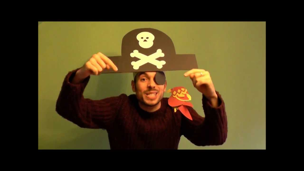 Pirate Craft Ideas For Kids Part - 21: Pirate Treasure Chest - Kids Craft Idea - YouTube