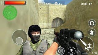 Gun Strike Blood Shoot Android Gameplay