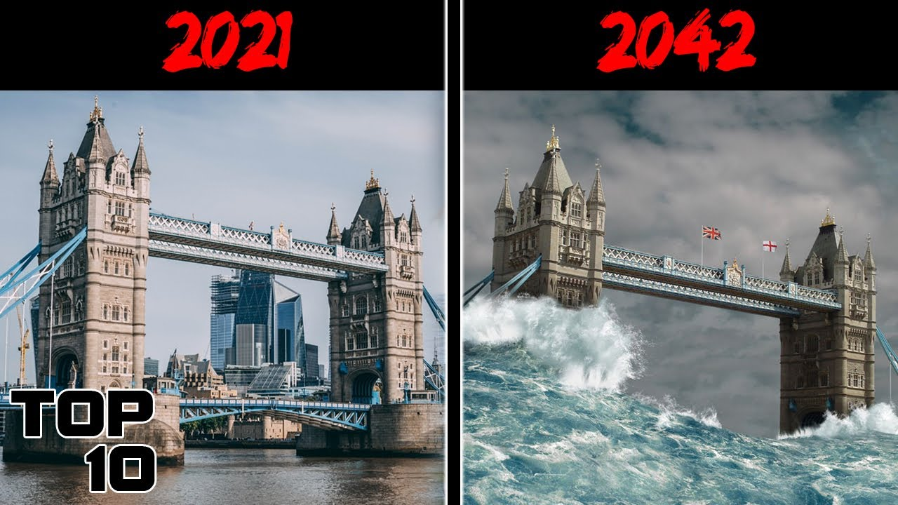 Top 10 Places That Will Soon Be Underwater - Part 2